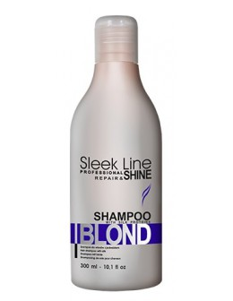 Stapiz Sleek Line Blond Shampoo 300ml
