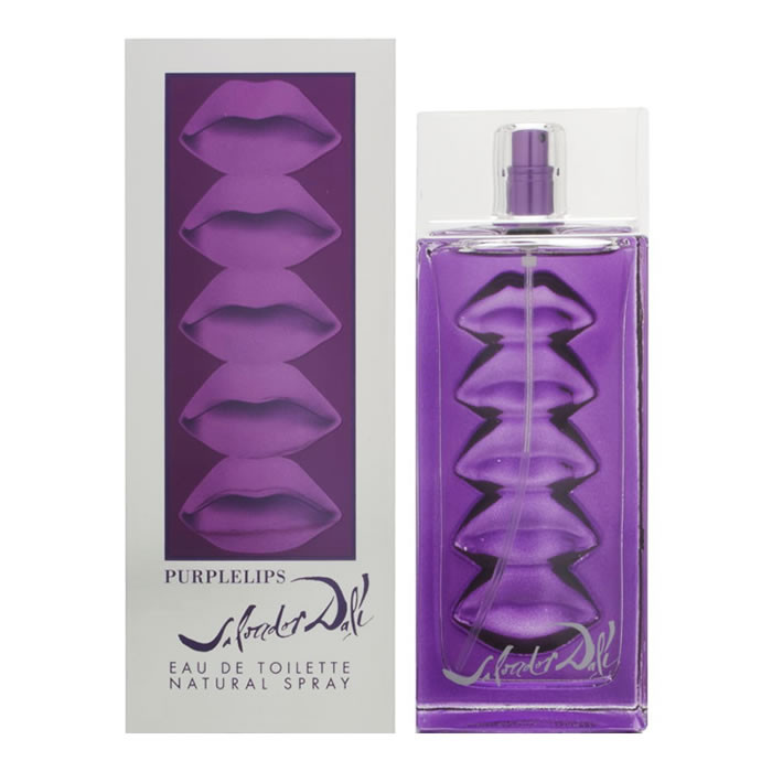 Salvador Dali Purplelips EDT 50ml