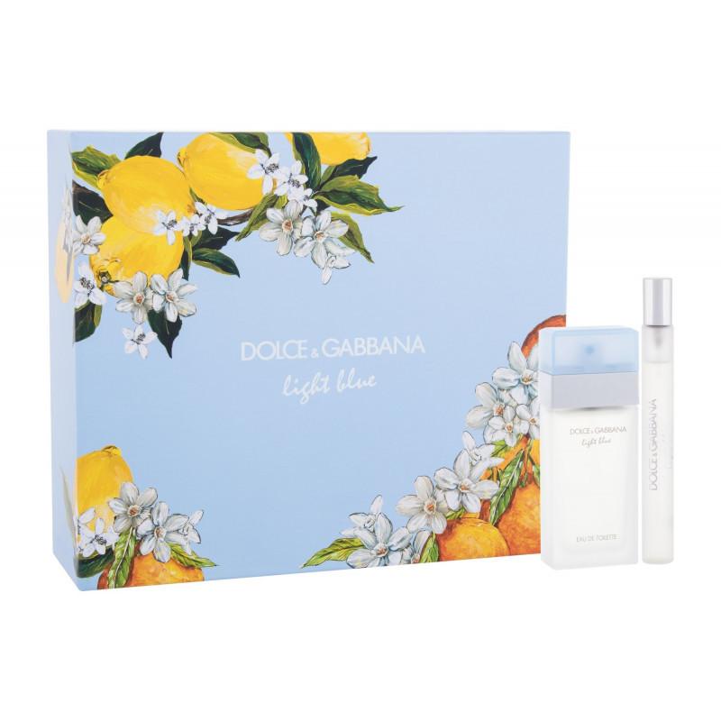 Dolce & Gabbana Light Blue EDT 25ml Komplekt